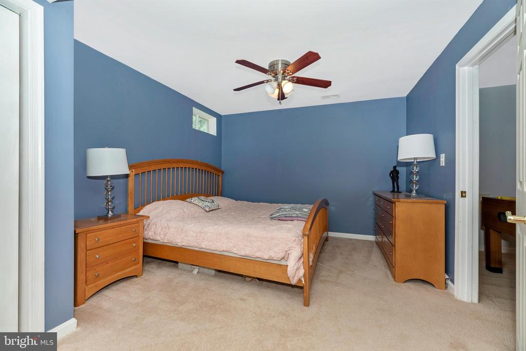 Lower level room (could be BR 5) - 3656 BYRON CIR, FREDERICK