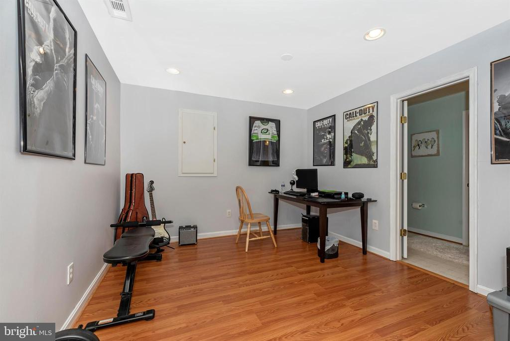 Lower level workout room - 3656 BYRON CIR, FREDERICK