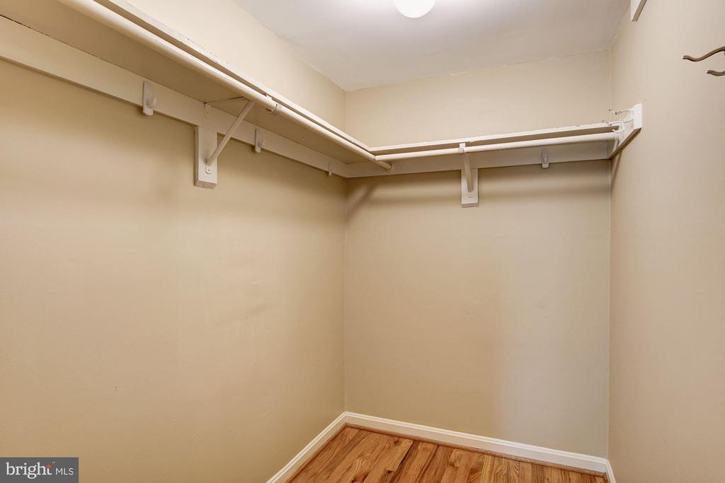 Walk-In Closet - 3747 1/2 KANAWHA ST NW KANAWHA ST NW, WASHINGTON