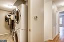 Laundry Room (Upper Level) - 3747 1/2 KANAWHA ST NW KANAWHA ST NW, WASHINGTON