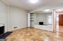 Lower Level Bedroom - 3747 1/2 KANAWHA ST NW KANAWHA ST NW, WASHINGTON