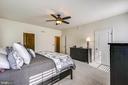 Main level master suite - 3428 COHASSET AVE, ANNAPOLIS