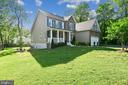 Side View - 3428 COHASSET AVE, ANNAPOLIS