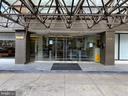 Building entrance - 1545 18TH ST NW #502, WASHINGTON