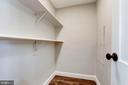 Walk-in pantry for Costco &