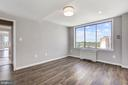 BR 3:  Its own retreat away from the other BRs - 10201 GROSVENOR PL #1701, NORTH BETHESDA
