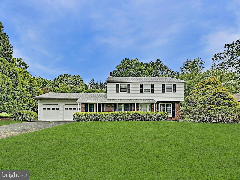 Single Family Homes 용 매매 에 Franklin Park, 뉴저지 08823 미국