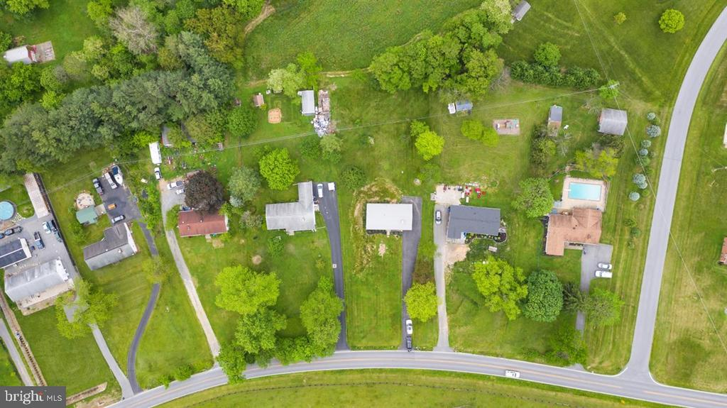 No homes behind you - nice! - 5239 REELS MILL RD, FREDERICK