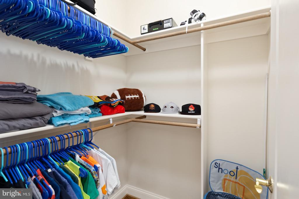Bedroom #1 Walk-In-Closet - 3722 HIGHLAND PL, FAIRFAX