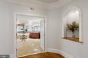 Master Bathroom Entrance - 3722 HIGHLAND PL, FAIRFAX