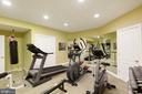 Exercise Room - 3722 HIGHLAND PL, FAIRFAX