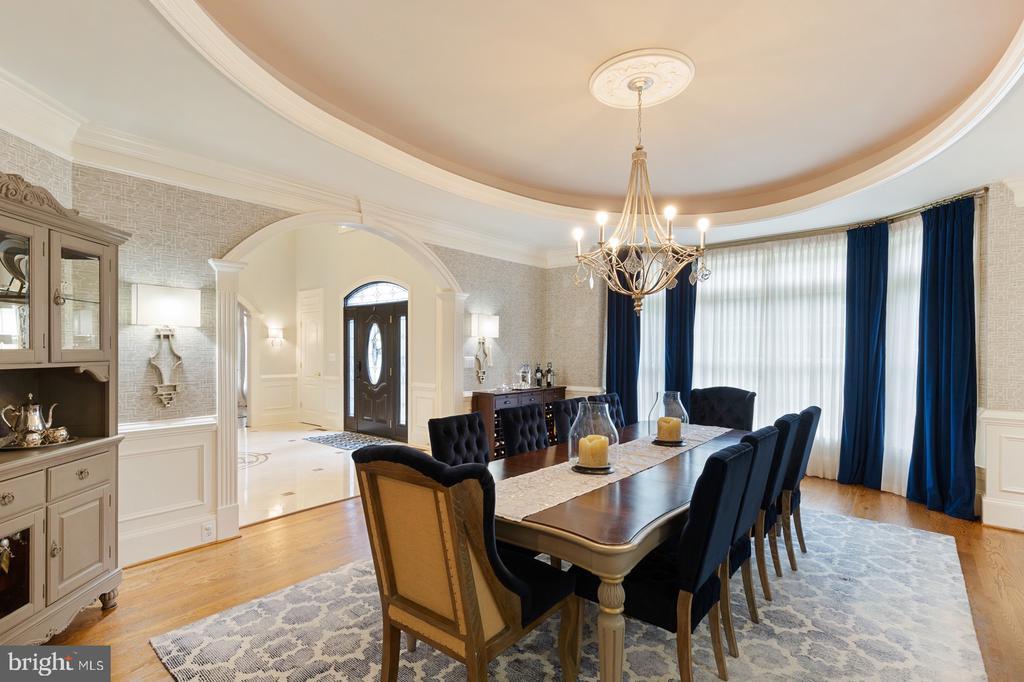 Dining Room - 3722 HIGHLAND PL, FAIRFAX