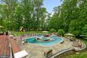 Pool, Water Fall, Island, Hot Tub/Spa & Pool Deck - 3722 HIGHLAND PL, FAIRFAX