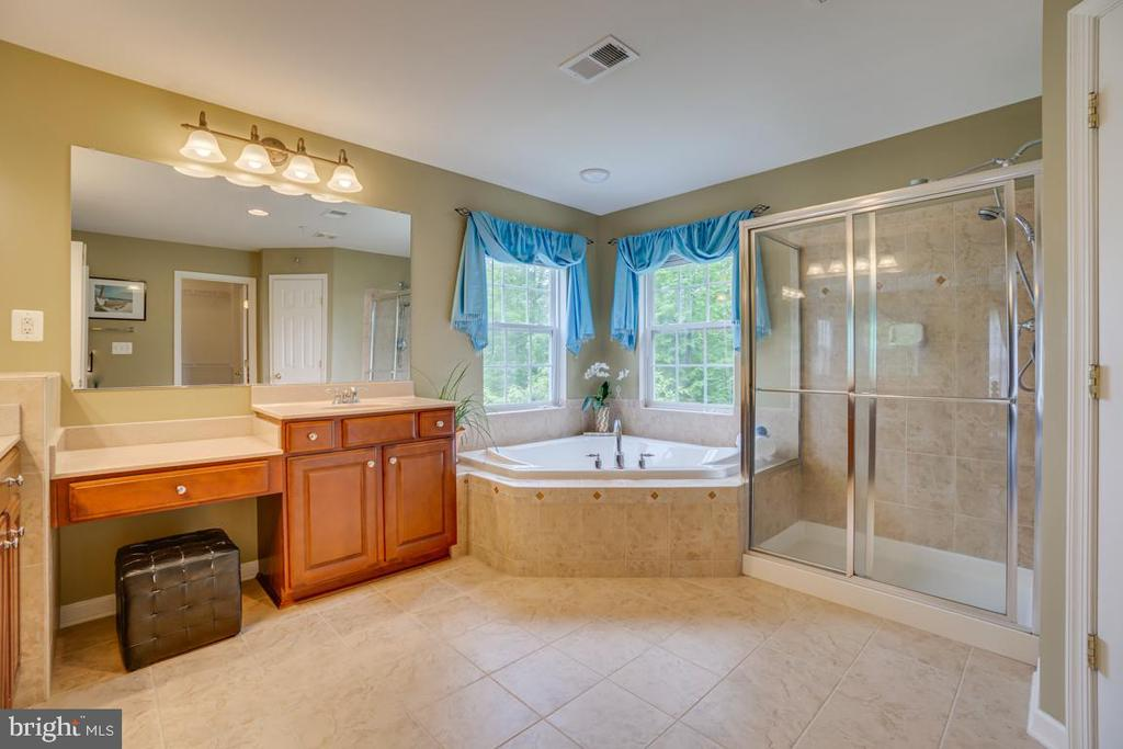 master bath - 147 SANFORD FERRY CT, FREDERICKSBURG
