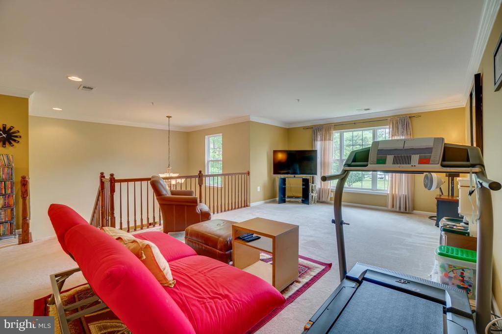 upstairs sitting area - 147 SANFORD FERRY CT, FREDERICKSBURG