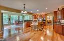 great room/ kitchen/ morning room - 147 SANFORD FERRY CT, FREDERICKSBURG
