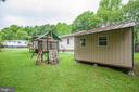 Play area is sure to please all youngsters - 10905 DEERFIELD DR, FREDERICKSBURG