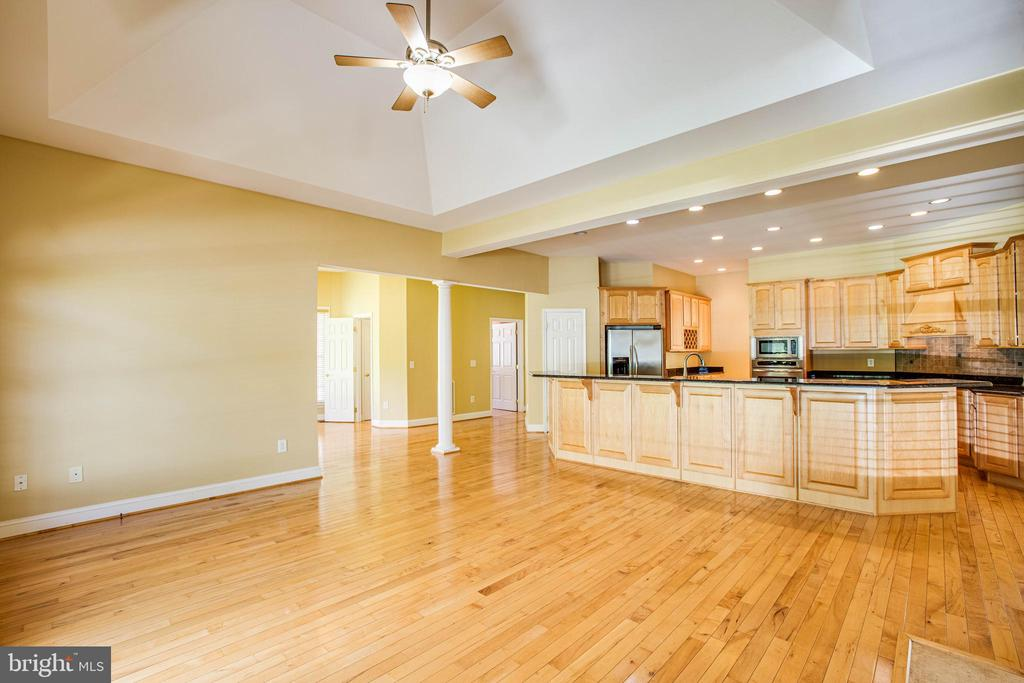 Breakfast room - 9649 LOGAN HEIGHTS CIR, SPOTSYLVANIA
