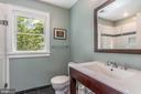 This Hall Bath has a large shower. - 5000 27TH ST N, ARLINGTON