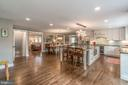 Warm hardwood floors welcome you throughout! - 5000 27TH ST N, ARLINGTON