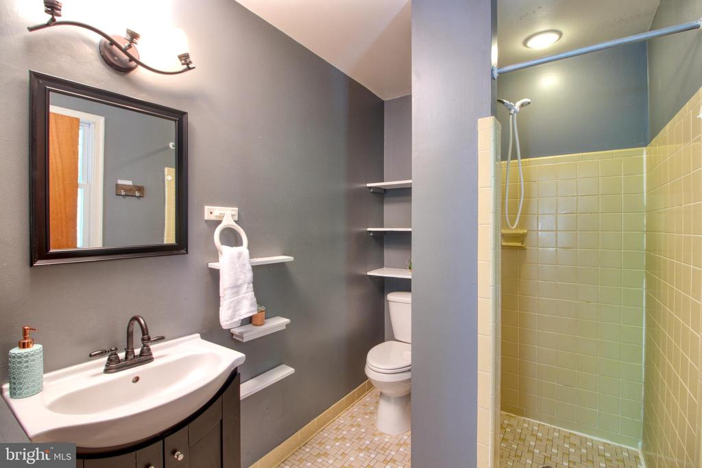 Master bathroom - 19355 YOUNGS CLIFF RD, STERLING
