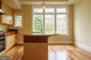 Kitchen - 1324 FAIRMONT ST NW #B, WASHINGTON