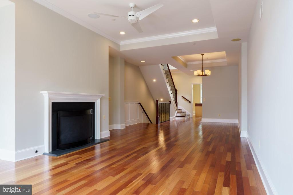 New Color for Living Area - 1324 FAIRMONT ST NW #B, WASHINGTON
