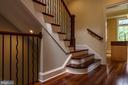 Exterior Staircase - 1324 FAIRMONT ST NW #B, WASHINGTON