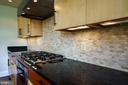 Five Burner Natural Gas Cooktop - 1324 FAIRMONT ST NW #B, WASHINGTON
