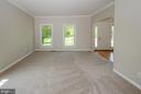 New Carpet in LIving Room - 13652 MOUNTAIN RD, HILLSBORO