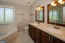 New vanities, mirrors and light fixtures - 13652 MOUNTAIN RD, HILLSBORO
