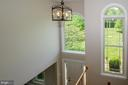 Two Story Foyer with New Windows - 13652 MOUNTAIN RD, HILLSBORO