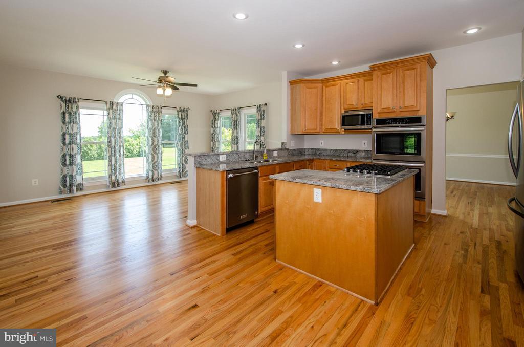 Pristine new appliances and granite - 13652 MOUNTAIN RD, HILLSBORO