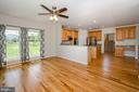 Morning Room can double as eat -in area - 13652 MOUNTAIN RD, HILLSBORO