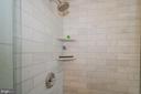 Fantastic updated Master Shower - 13652 MOUNTAIN RD, HILLSBORO