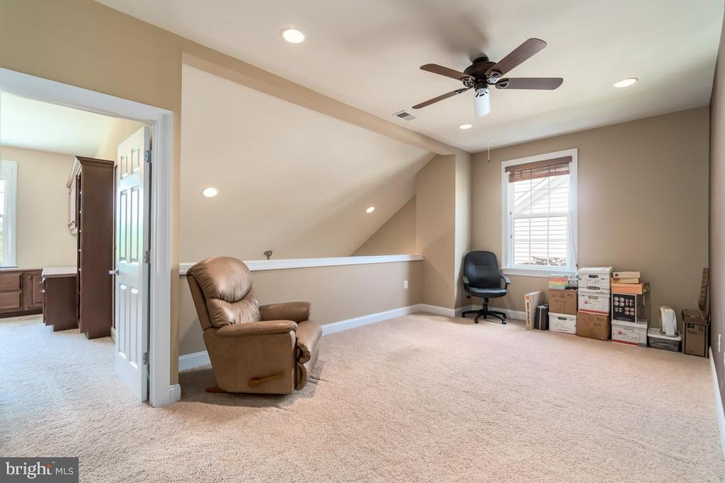 Upper level loft opens to family room - 20441 ISLAND WEST SQ, ASHBURN