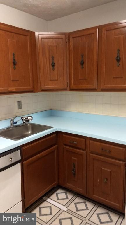 Ample counter, cabinet space. - 4313 KNOX RD #209, COLLEGE PARK