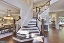 Main Level Foyer - 11229 WHITHORN WAY, ELLICOTT CITY