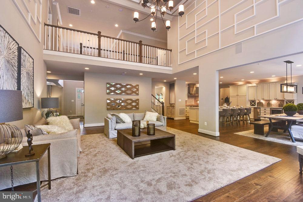 Main Level Family Room - 11229 WHITHORN WAY, ELLICOTT CITY