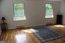 Master Bed With lots of natural light - 7738 TALBOT RUN RD, MOUNT AIRY