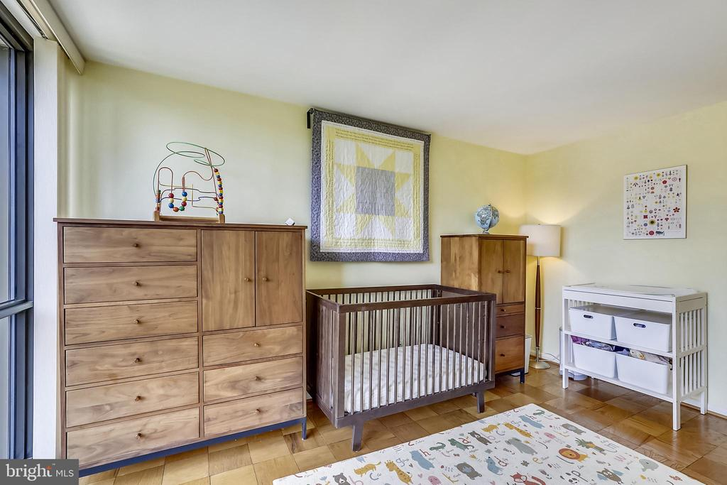Perfect space for second  bedroom or office - 4620 N PARK AVE #608W, CHEVY CHASE