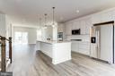 Kitchen - 1586 MEADOWLARK GLEN RD, DUMFRIES