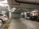Underground Garage - 1300 CRYSTAL DR #PH14S, ARLINGTON