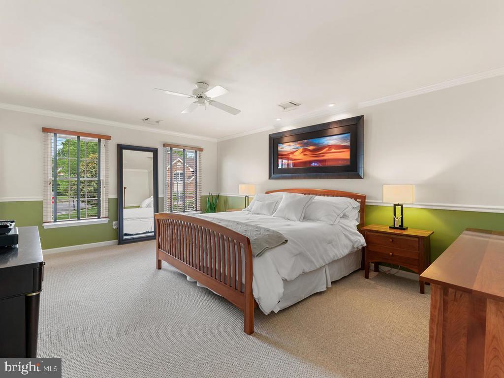 Master bedroom - 1518 THURBER ST, HERNDON