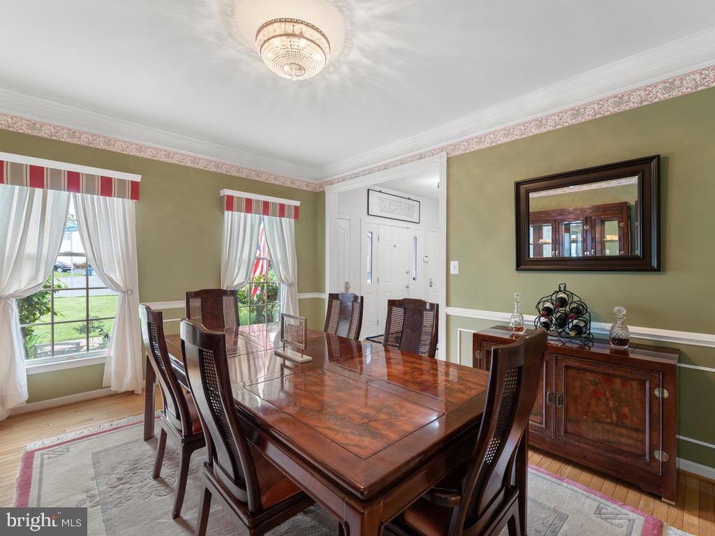 Dining room - 1518 THURBER ST, HERNDON
