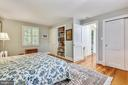 Built ins and lots of closet space in Bedrooms - 1002 MOSS HAVEN CT, ANNAPOLIS