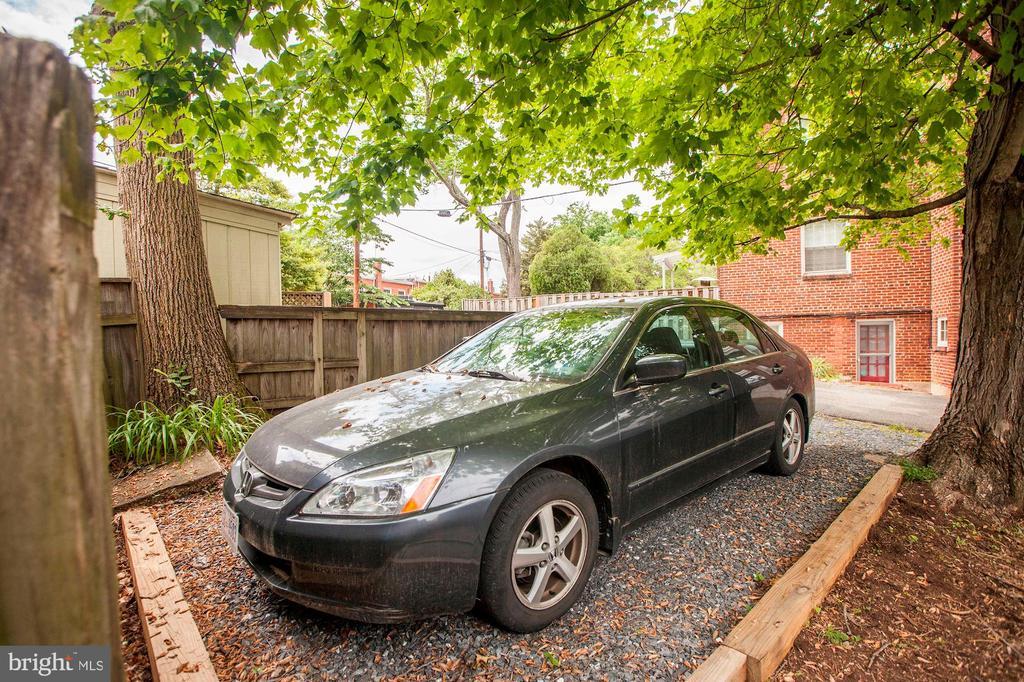 Parking - 3719 W ST NW, WASHINGTON