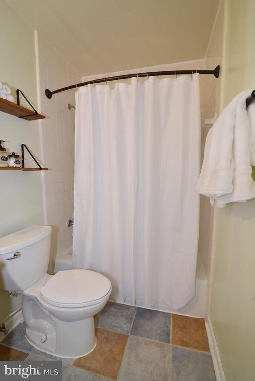 Master Bath with Tub/Shower - 234 PINE CREST LN, BLUEMONT