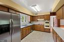 Kitchen - 7413 SHENANDOAH AVE, ANNANDALE