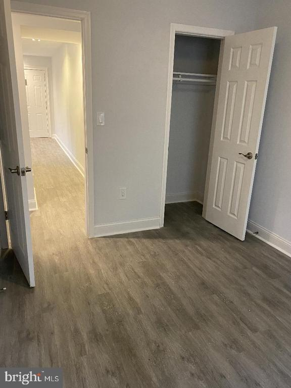 Bedroom 1 - 4800 C ST SE #104, WASHINGTON
